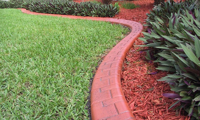 Perfect CURB - Hartford: $150 or $300 Worth of Decorative Landscape Edging from Perfect CURB (Up to 83% Off)