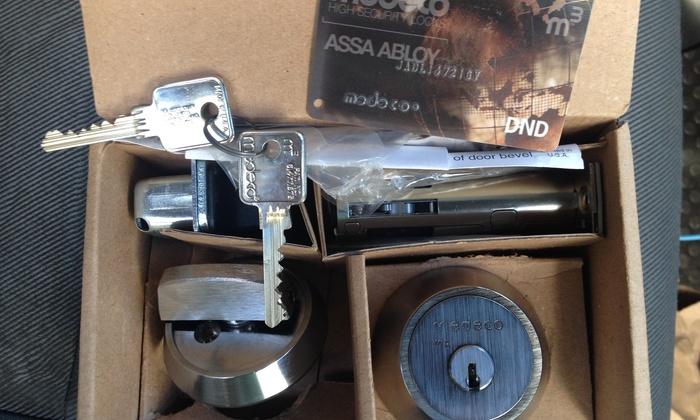 Magic Key Locksmith - Miami: $225 for $450 Worth of Locksmith Services — magic key locksmith