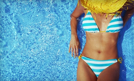 5 Sessions in an HT60 Tanning Bed (an $80 value) - Hollywood Tans in Pittsburgh