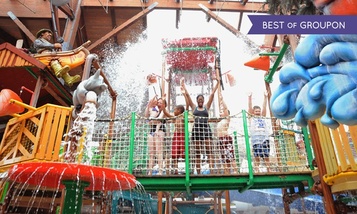 Six Flags Great Escape Lodge & Indoor Waterpark - Queensbury, NY: Stay at Six Flags Great Escape Lodge & Indoor Waterpark in Queensbury, NY. Dates Available into May.