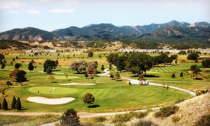 Cheyenne Shadows Golf Club - Fort Carson: 18-Hole Round of Golf for Two or Four Including Cart Rental at Cheyenne Shadows Golf Club on Fort Carson (Up to 55% Off)