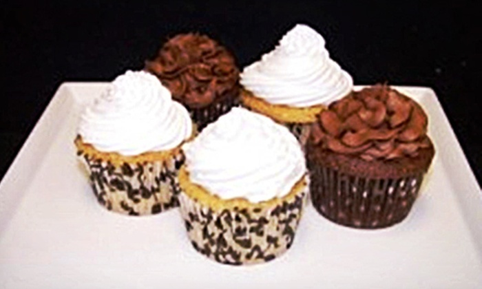 Treat Me Sweet - Benbrook Lakeside: 6 or 12 Gluten- and Dairy-Free Cupcakes at Treat Me Sweet (Up to 55% Off)
