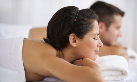 35% Off 80-Minute Couple's Massage at Spavia Day Spa