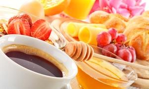 Kayak: Gourmet-Frühstück für 2 Personen im Kayak im Gerber Center für 19,90 € (50% sparen*)