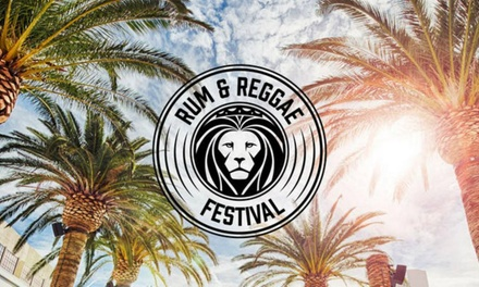 Rum & Reggae Festival, 17 November 2018 9 March 2019, Multiple Locations