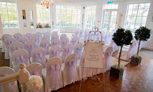 CNK Event Stylists: Wedding Venue Decoration (from £199) or Full Wedding Planning Service (£899) with CNK Event Stylists