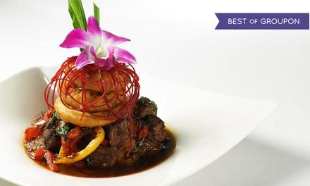 Thai Cuisine at Osha Thai Restaurant & Bar (Up to 40% Off). Three Options Available.