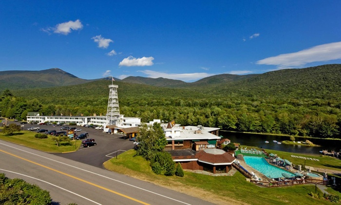 null - Boston: Stay at Indian Head Resort in Lincoln, NH