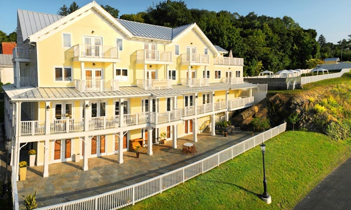 The Rhinecliff - Rhinecliff: Two-Night Stay at The Rhinecliff in Rhinebeck, NY