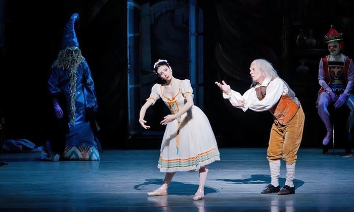 "Evergreen City Ballet's ""Coppélia"" - The Theatre at Meydenbauer Center: Evergreen City Ballet's ""Coppélia"" at The Theatre at Meydenbauer Center on June 21 or 22 (Up to 53% Off)"