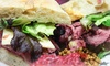 Cow and Sow Deli - Old Town: $12 for Two Groupons, Each Good for $10 Worth of Menu Items at Cow and Sow Deli ($20 Total Value)