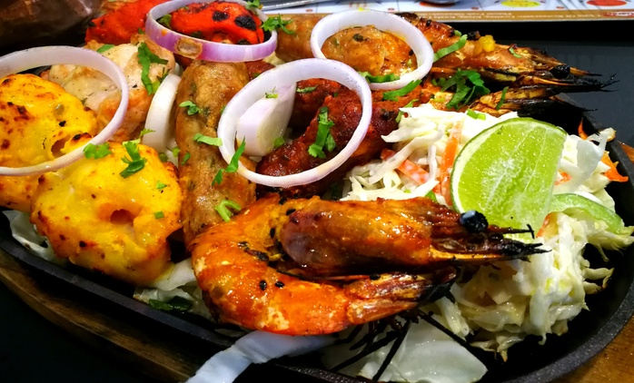 Two-Course Caribbean Meal for Two or Four at Island Flavas (Up to 69% Off)