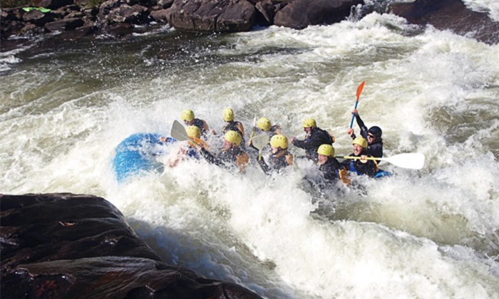Ace Adventure Resort - Minden, WV: All-Day Whitewater-Rafting Trip on the New River Gorge or Gauley River from Ace Adventure Resort (Up to 64% Off)