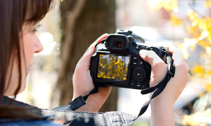 Third Eye Photography - Medical Center: Basic or Advanced Photography Class for One or Two (Up to 75% Off)
