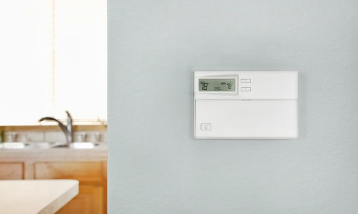 Bruno Air Conditioning - Naples: $69 for One-Year AC Maintenance Package from Bruno Air Conditioning ($140 Value)