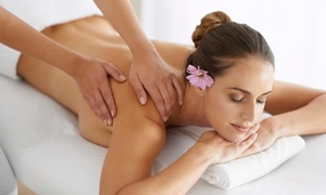 The Ruby Spa: 60-Minute Massage with Optional Hot-Stone Therapy at The Ruby Spa (Up to 51% Off)