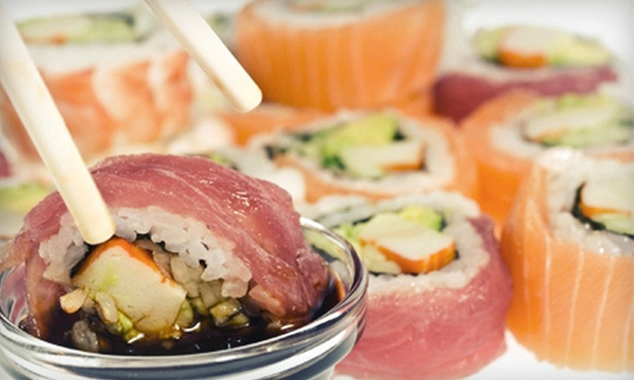 Ani Sushi - Brooklyn Heights: Sushi Meal for Two with Appetizers and Drinks at Ani Sushi (Up to 63% Off)