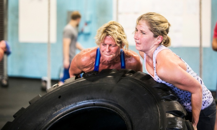 Hard Exercise Works - Multiple Locations: $39 for Five Weeks of Boot-Camp Classes at Hard Exercise Works ($199 Value). Eight Locations Available.