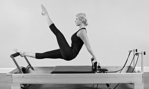 Poise & Strength Pilates: Pilates Classes or Teacher Certification at Poise & Strength Pilates (Up to 76% Off). Four Options Available.