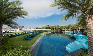 À La Turca at Rixos The Palm: Friday Brunch with Soft Drinks or House Beverages with Optional Pool and Beach Access at À La Turca (Up to 46% Off)
