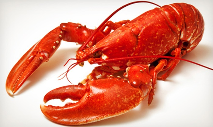 WXRT and Supreme Lobster's Rockin' Lobster Bash - University Village - Little Italy: $65 for Entry to WXRT and Supreme Lobster's Rockin' Lobster Bash