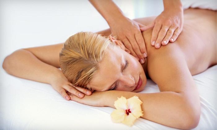 Megan Elizabeth Facial Studio - Attleboro: Therapeutic or Swedish Massage with Optional 15-Minute Reflexology Session at Megan Elizabeth Facial Studio (Half Off)