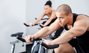 Duncan Indoor Cycling Studio: 5 or 10 Spinning Classes at Duncan Indoor Cycling Studio (Up to 54% Off)