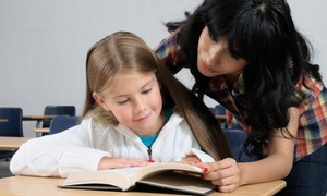 Sylvan Learning Center: $95 for a Skills Assessment and Four Hours of Tutoring at Sylvan Learning Center ($279 Value)
