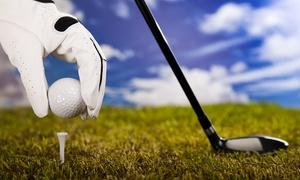 La Mora Bianca: 4 lezioni di golf e uno o 2 mesi di ingresso open ai campi da 49,90 €
