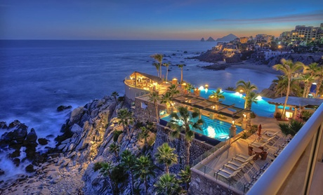4-Star Oceanfront Resort in Cabo San Lucas