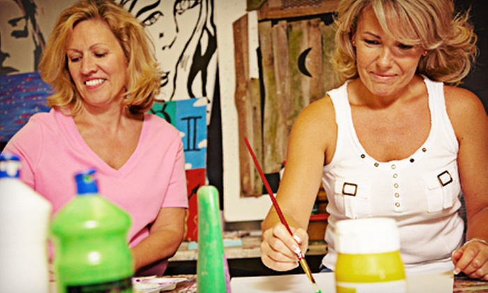 Atelier 427 - South Nashville: BYOB Painting Event or Art Party for One or Two at Atelier 427 (Up to 69% Off). Five Options Available.