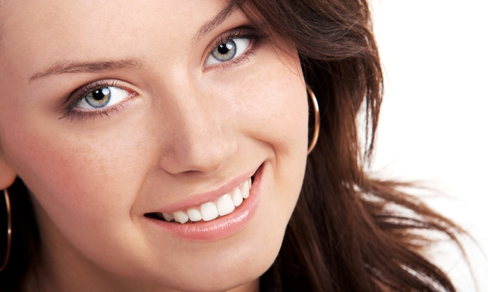 Dr. Nick's White & Healthy - Tampa: $99 for Panoramic X-rays and a Professional In-Office Teeth-Whitening Treatment at Dr. Nick's White & Healthy ($468 Value)
