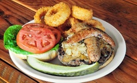 Half Off Comfort Food at Heartland Cafe at  Heartland Cafe