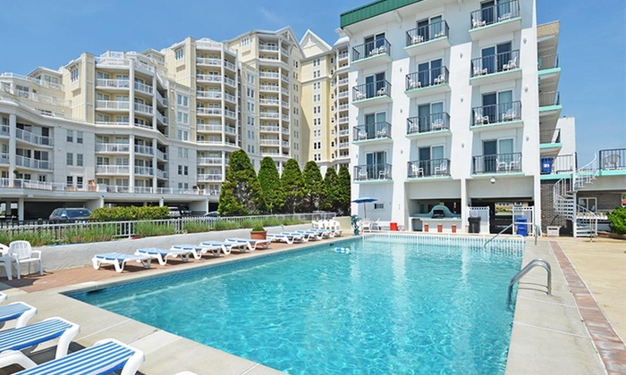 Regal Plaza Beach Resort - Wildwood Crest, NJ: Stay at Regal Plaza Beach Resort in Wildwood Crest, NJ