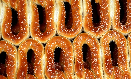 Three, Five, or Nine 25-Packs of Soft Pretzels from Philly Pretzel Factory Williamstown (Half Off)
