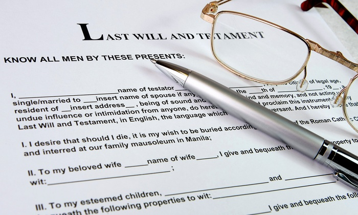 A-Plus-One Document Center - Huntington Beach: Wills and Power of Attorney Documents at A-Plus-One Document Center (Up to 78% Off). Five Options Available.