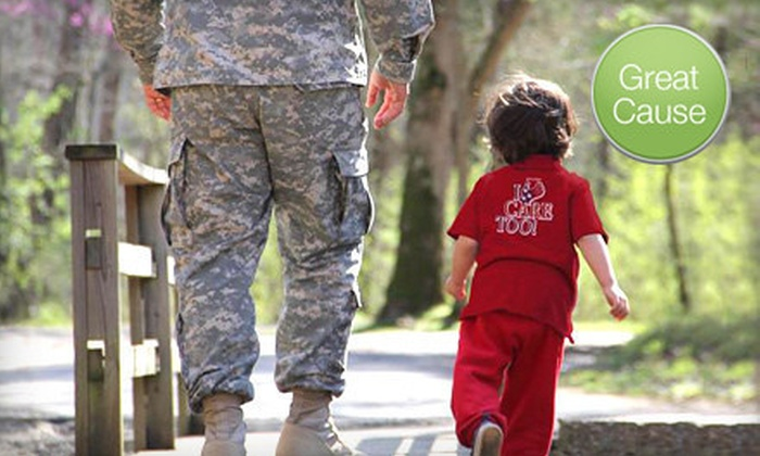 USA Cares - Louisville: $15 Donation to Help Provide Phone Cards for Deployed Troops