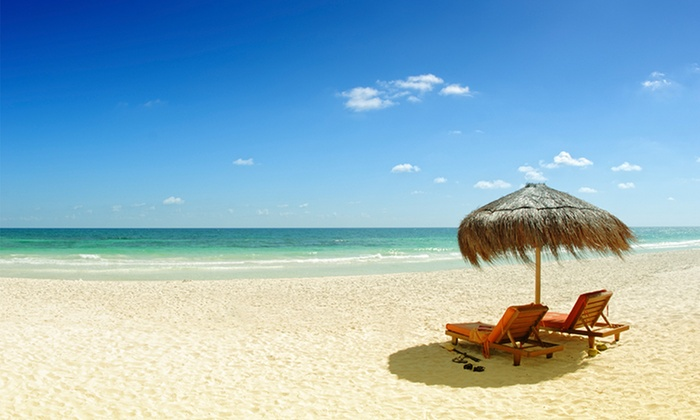All inclusive luxury sandos cancun vacation from travel by for Round the world trips all inclusive