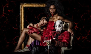 El Cabaret Maldito: Entrada para 'El Cabaret Maldito' desde 16,10 € en El Circo de los Horrores Barcelona
