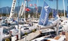 The 7th Annual Boat Show at the Creek - North Vancouver: Two or Four One-Day Passes or Two Four-Day Passes to The 7th Annual Boat Show at the Creek (Up to 54% Off)