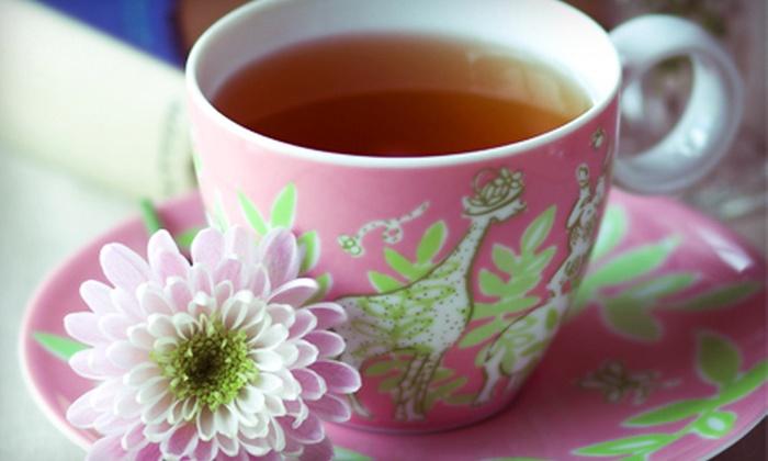 Dishington's Tea Room - Lambeth: Tea and Lunch Fare at Dishington's Tea Room (Up to 53% Off). Two Options Available.