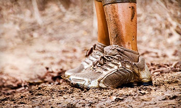 Survive This Mud Race - Alpine: Registration for One, Two, or Four to Survive This Mud Race (Up to 55% Off)