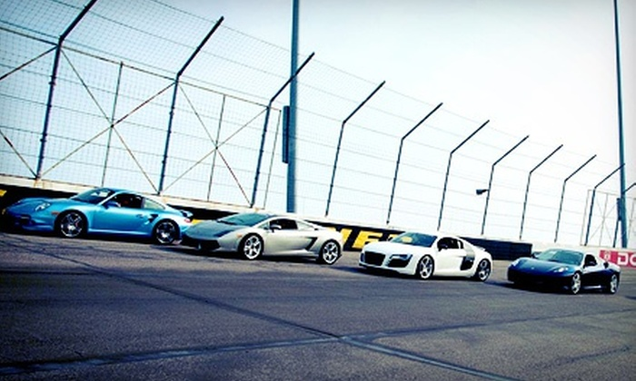 Xtreme Xperience - Autobahn Country Club: Exotic Supercar Driving Experience on a Real Racetrack for One or Two from Xtreme Xperience (Up to 68% Off)