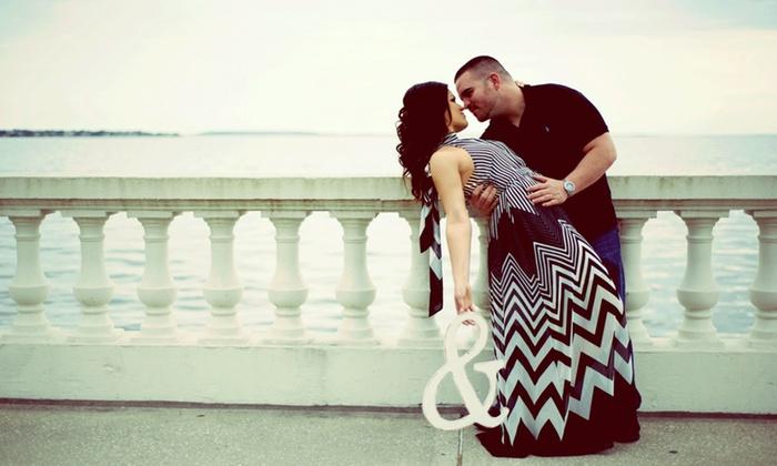 Juju Photography - San Jose: 30-Minute Engagement Photo Shoot from Juju Photography (70% Off)