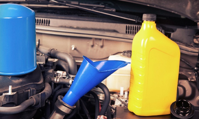 Lawson Tire & Automotive - Scenic Brook Estates: One or Two Oil-Change Packages with Filter Changes and 22-Point Inspections at Lawson Tire & Automotive (58% Off)