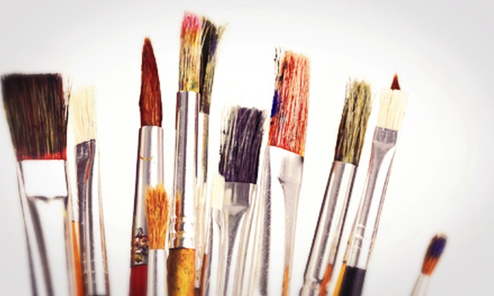 Art with Elizabeth - Carmel: Two-Hour Painting Class for One or Two from Art with Elizabeth in Carmel (Up to 54% Off)