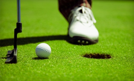 18-Hole Golf Outing for Two with Cart Rental (Up to $50 Value) - Timber Ridge Golf Club in Brockport