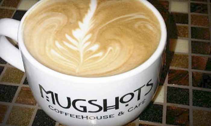 Mugshots CoffeeHouse - North Philadelphia West: Five Small Drinks and Breakfast Sandwiches or $15 for $35 Worth of Café Food and Drinks at Mugshots CoffeeHouse