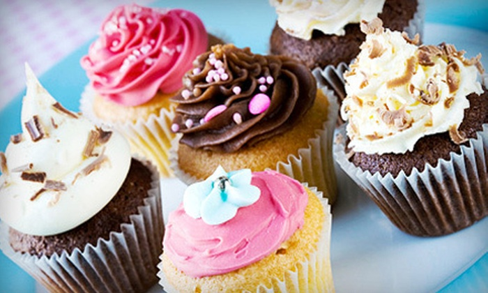 Missy's Cupcake Creations - Oxnard: One or Two Dozen Cupcakes, or $5 for $10 Worth of Cupcakes, Food, and Drink at Missy's Cupcake Creations in Oxnard