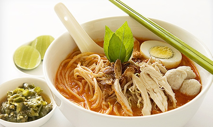 Lok Lok Steamboat R & S Noodle House - Petone: $15 for $30 to Spend on Food and Drinks at Lok Lok Steamboat, Petone